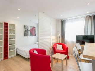 Nice studio in the Clamart City Center