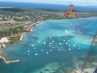 LES VILLAS CREOLES - Villa ALAMANDA - Saint-François Guadeloupe