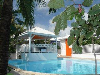 LES VILLAS CREOLES - Villa JASMIN - Saint-Francois Guadeloupe
