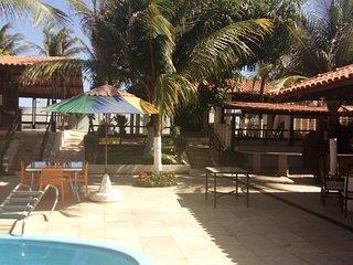 PDD GUEST HOUSE - Linda e confortavel casa de madeira proxima ao Beach Park