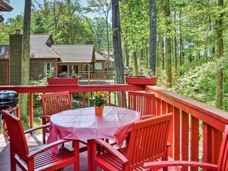 Laurel Highlands Condo - 7 Miles to Ohiopyle Park!
