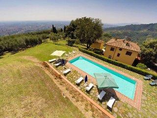 Ancient Summer Villa in Hills Near Spa Town of Montecatini - Villa Vita Agiata