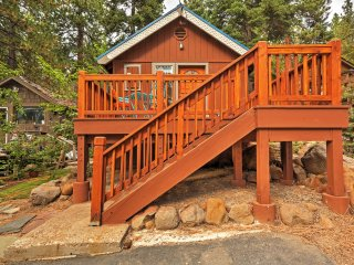 NEW! 2BR Kings Beach House - Close to Lake Beach!