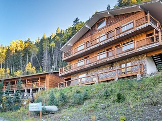 Pet Friendly Ski-In/Ski-Out Taos Ski Valley Condo!