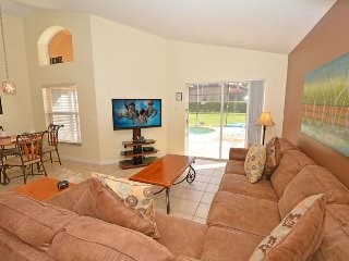 110SA. 4 Bed 3 Bath Pool Home In The Solana Resort Community