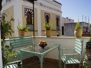 Typical house with terrace,wifi,parking(VFT/CO/00423)