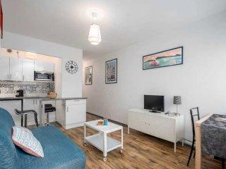 Cozy studio in Anglet-Centre