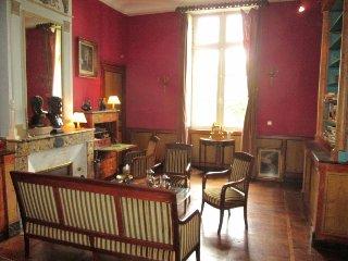 Suite de charme dans un château XVIIIème a seulement 30 minute de Biarritz