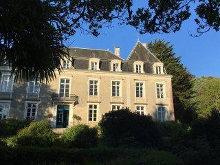 Appartement de charme dans un chateau XVIIIeme
