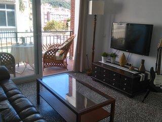 Málaga Centro. Apartamento con Terraza y Wifi