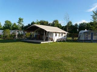 Camping De Wedze, tevens luxe Safaritent  te huur