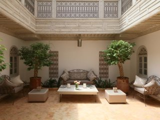 Private Dream Oasis in the Medina's Kasbah Area