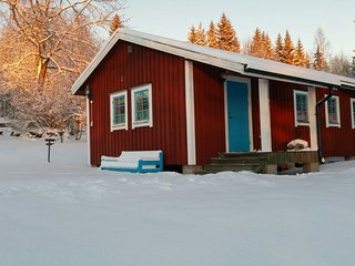 Cozy cottage in the middle of the rugged nature of South Dalarna