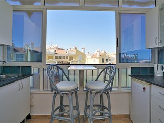 227-Studio with pool, 800m to the beach
