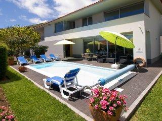 Golden View Villa in Madeira