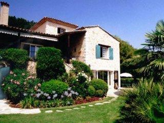 Delightful provencal stone villa