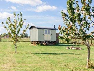 Stables Farm Shepherds hut Stalisfield
