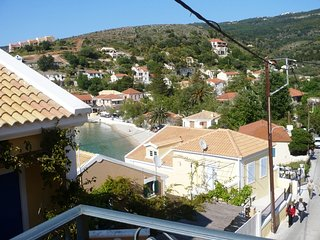 PEFKO Unique location in Assos, only one minute from the beach.