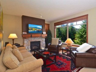 Beautiful townhouse at Whistler Creekside