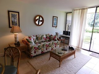 Turtle Bay Honu Lani - Lovely Ground Floor Condo with Free Wifi!