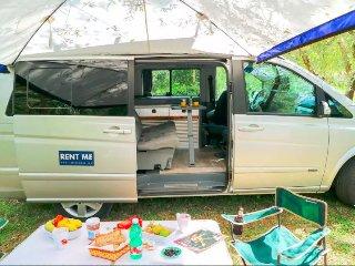 C300-Camper Van Mercedes 4persone