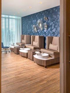 Wyndham Clearwater Beach Resort spa