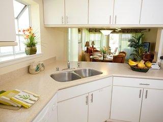Paniolo Greens Resort kitchen
