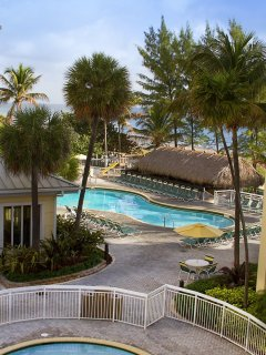 Wyndham Vacation Resort Royal Vista outdoor pool