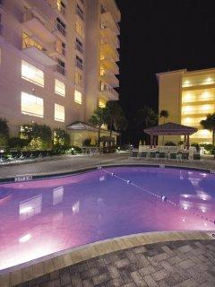 Wyndham Vacation Resort Royal Vista outdoor pool