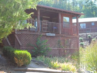 Adorable 2/1 cabin in the Smokies - Cedar Cove