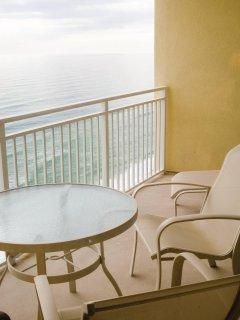 Wyndham Panama City Beach Patio