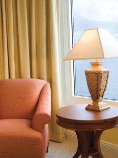 Wyndham Panama City Beach Seating Area