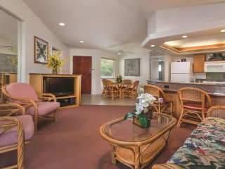 Kauai, HI: 2 Bedroom with WiFi, Resort Pool, Near Golf Courses, Beaches & More!