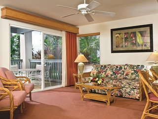 Kauai, HI: 1 Bedroom with WiFi, Resort Pool, Near Golf Courses, Beaches & More!
