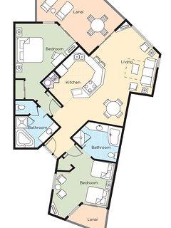 Wyndham Shearwater Floorplan