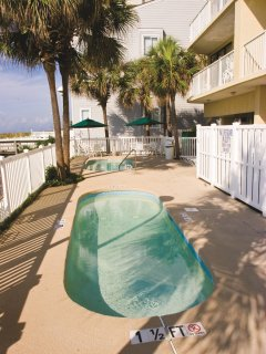 Wyndham Vacation Resort Westwinds outdoor pool
