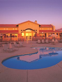 WorldMark Rancho Vistoso outdoor pool