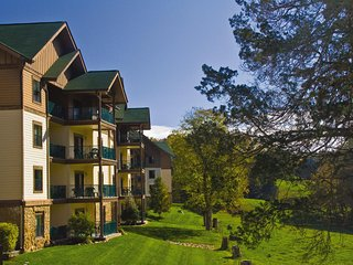 Wyndham Smoky Mountains - Two Bedroom Condo WVR