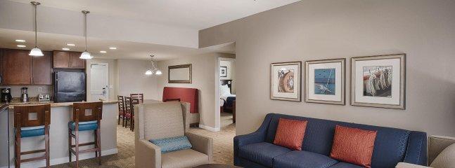 Wyndham Vacation Resorts At National Harbor living room