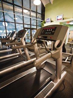 Wyndham Kingsgate fitness area