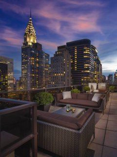 Wyndham Midtown 45 At New York City terrace