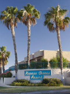 Havasu Dunes Resort property logo