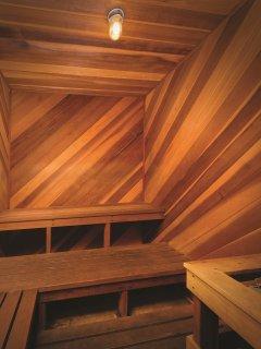 Havasu Dunes Resort sauna