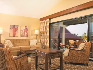 Wyndham Kona Hawaiian Resort - Two Bedroom Condo WVR