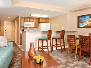 Wyndham at Waikiki Beach Walk - One Bedroom Suite WVR