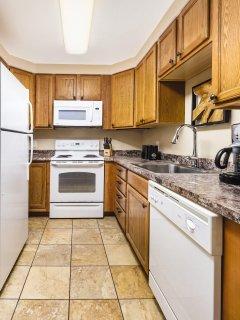 WorldMark Estes Park kitchen