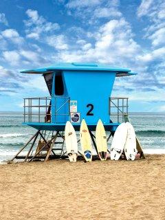 Wyndham Oceanside Pier Resort beach