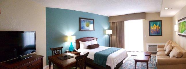 Wyndham Palm Aire Resort bedroom