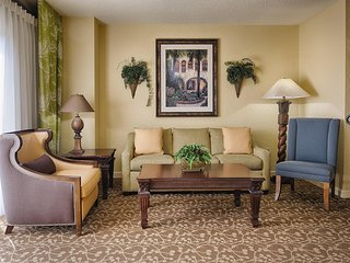 Wyndham Bonnet Creek Resort - Three Bedroom Condo WVR