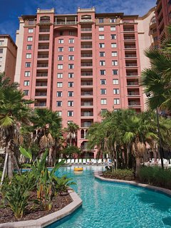 Wyndham Bonnet Creek Resort property